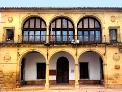 Sede Agrupación Arciprestal de Cofradías de Baeza