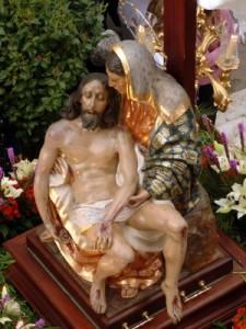 Cristo de las Angustias Baeza